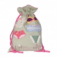 Lingerie Bag Green