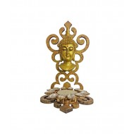 Big Carving Buddha Key Holder
