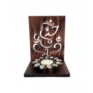Artistic Ganesha T LITE Holder