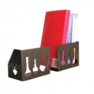 Book Ends - Surahi Cut-outs
