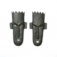 Tribal mask set