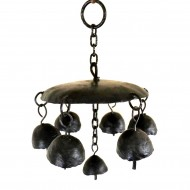 bell wall hanging
