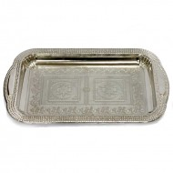 Rectangle Plastic GS Tray Small