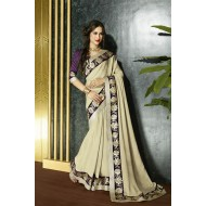 Stylish IIFA 2014 Inspired Designer Saree