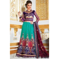 Wedding Bridal Embroidered Lehenga Choli