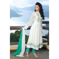Graceful Party Wear Salwar Suit