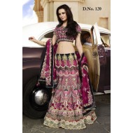 Embroidered Designer Bridal Lehenga Choli